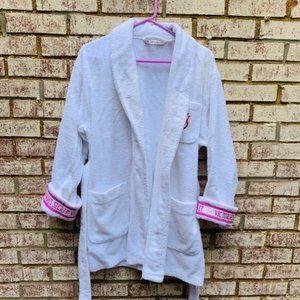 Victoria's Secret terry cloth robe size XS/S